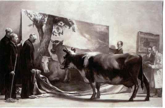 Estudio de dibujos el dibujante p gina 5 - Cuadros de vacas ...