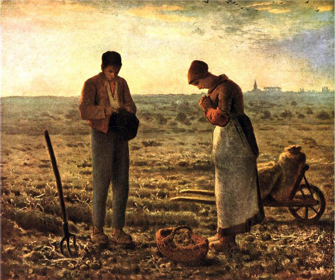 Fotos de campesinos sembrando